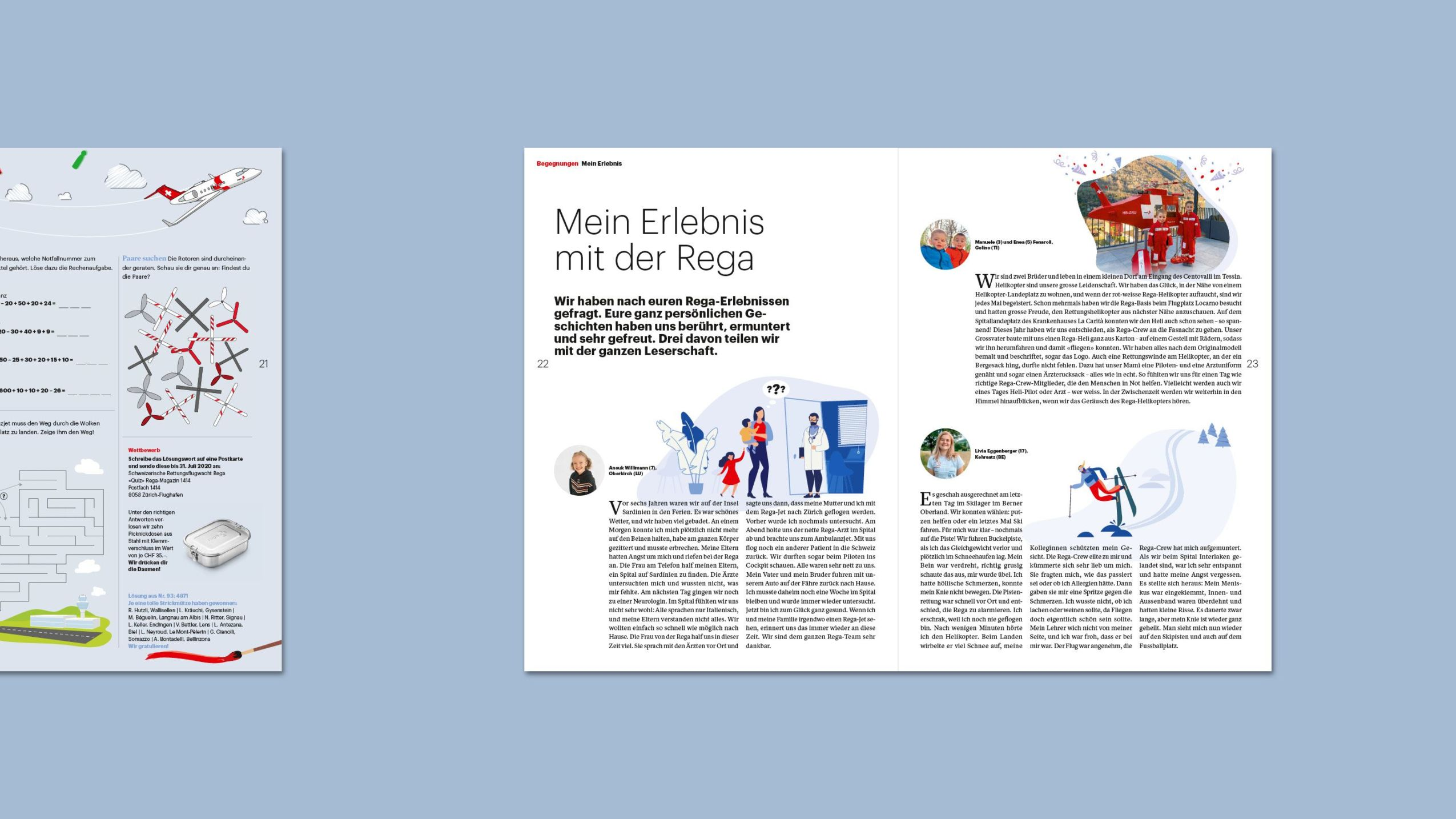 1414 Rega Magazin Ausgabe 94