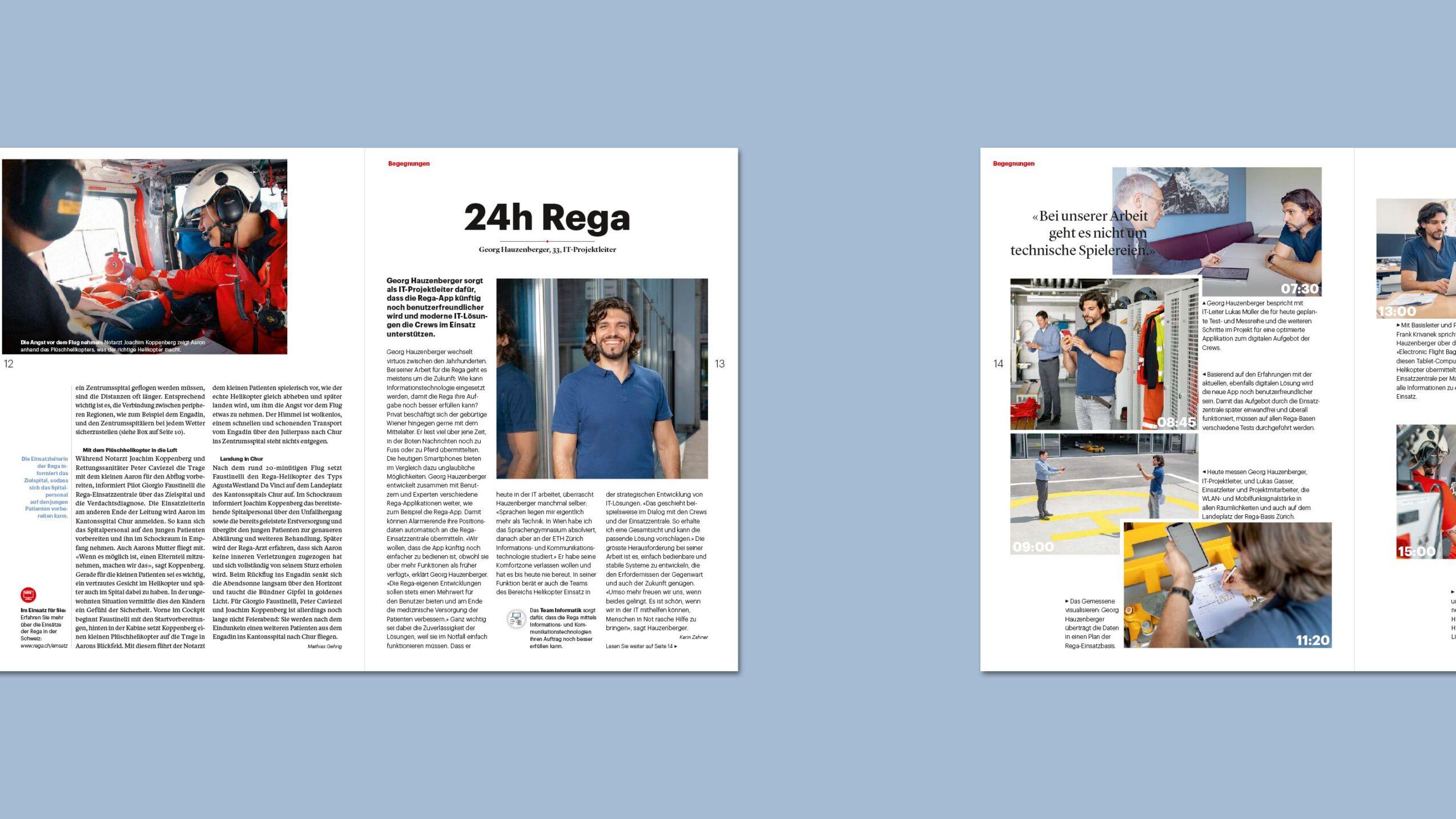 1414 Rega Magazin Ausgabe 95